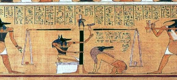 Judecata lui Osiris și autoritatea de lucru judecat la vechii egipteni