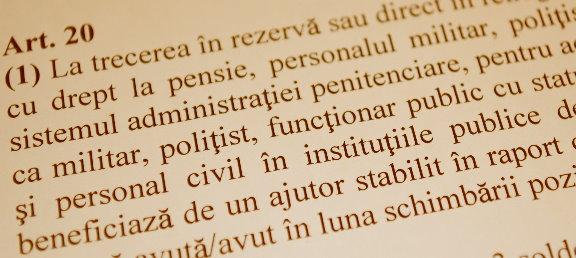 Legea nr. 284/2010, șapte ani de chin și constituționalitatea O.U.G. nr. 90/2017